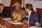 Visita del Principe de Camerún-5