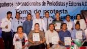 CONAPE se fortaleció en Guerrero con la inclusión de nuevos periodistas