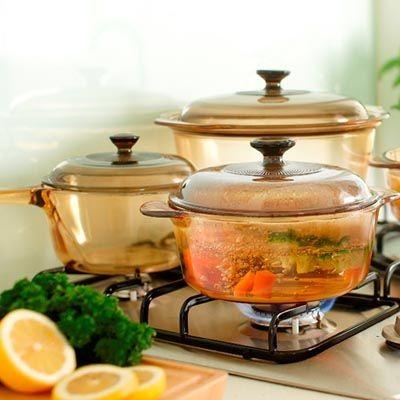 Ollas, cazos, cazuelas y woks ecológicos - Conasi