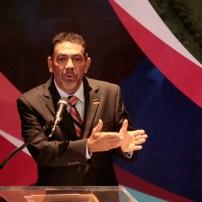 Director General de la Comisión Nacional de Telecomunicaciones, William Castillo