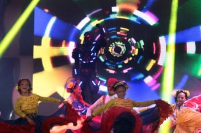 Espectáculo musical en Gala CONATEL 2016. (Foto: Jesús Fernández)