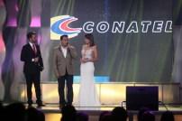 El Director General de CONATEL, Andrés Eloy M´endez, en la apertura de la Gala Audiovisual 2016. (Foto: Jesús Fernández)