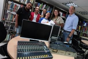 Radio Voces Antiimperialistas opera en el estado Vargas y atiende a más de 20 Consejos Comunales. (Foto: Jesús Fernández)
