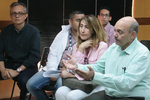 CONATEL recibió a prestadores de servicios de TV por suscripción e Internet