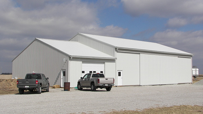 Chatsworth, IL Project - Consolidated Building Center, Inc.