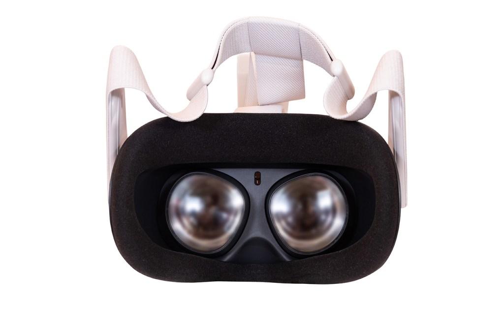 Oculus Quest 2 for Business lenses