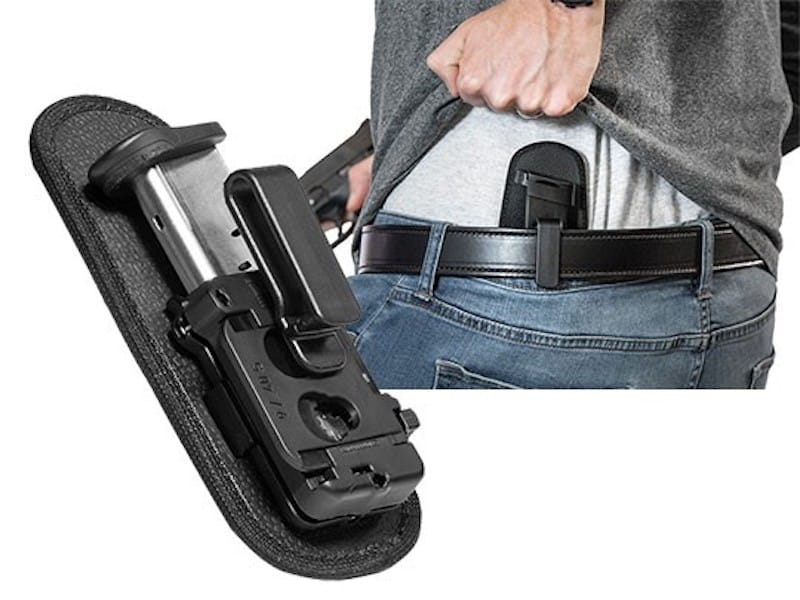 Single Cloak Mag Carrier  The most versatile mag holster available