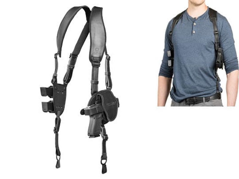 AlienGear® Shoulder Holster: Simply the best shoulder rig available