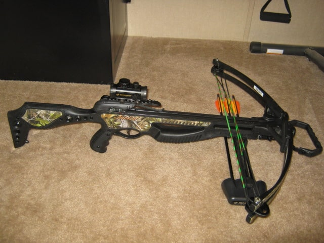 crossbow for preppers