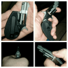 MINI-REVOLVER for concealed carry