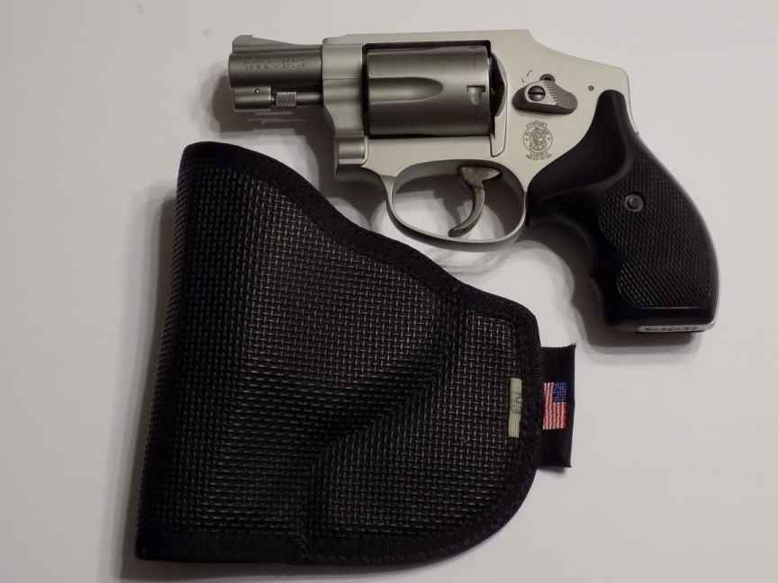 SMITH AND WESSON .38
