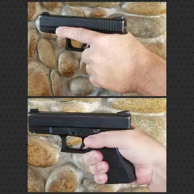how to shoot a handgun more accurately