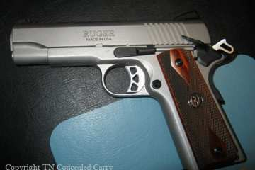 is the 1911 a good concealed carry handgun
