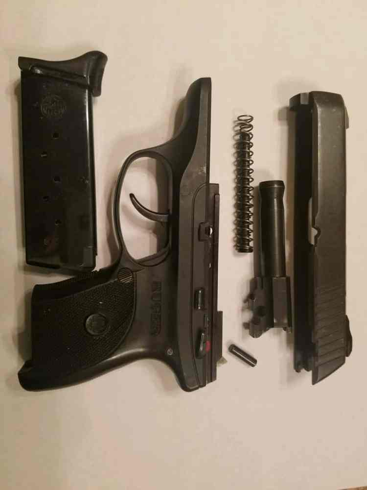 ruger lce for concealed carry