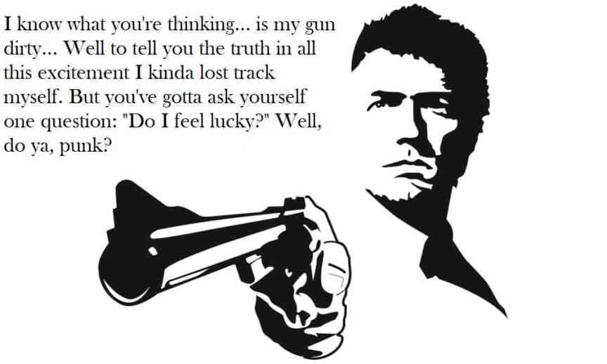 clean your gun