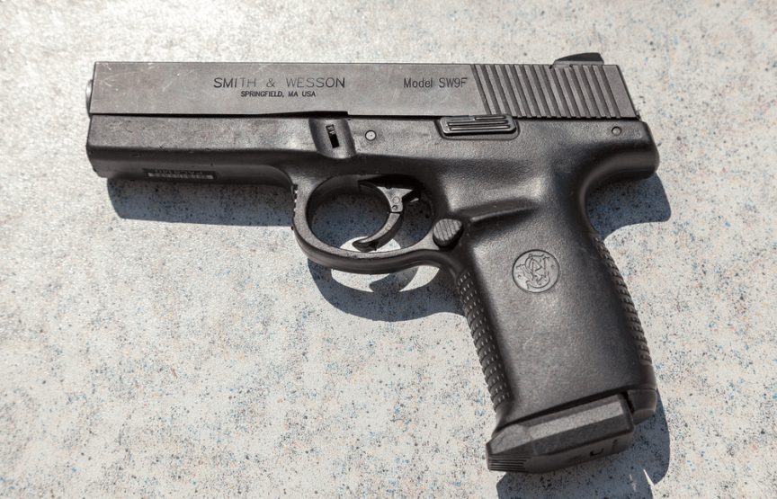 Smith and Wesson Sigma review