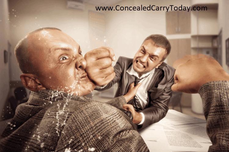 Unarmed Self-Defense