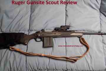 Ruger Scout Rifle Review