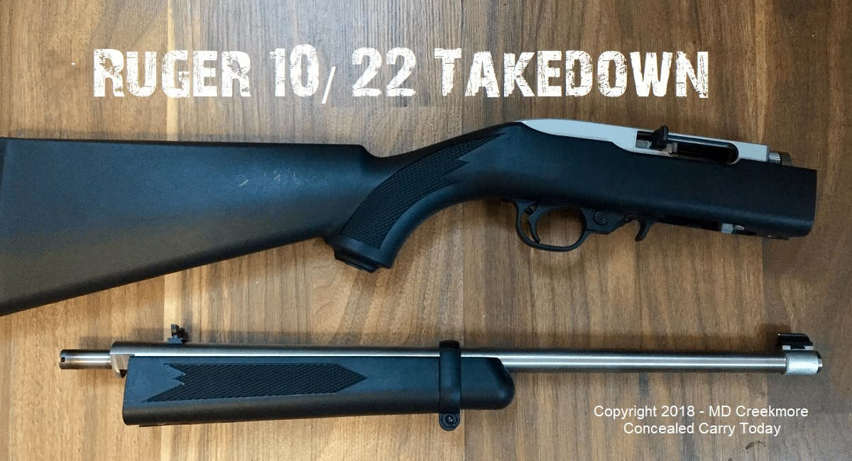 Review] Ruger 10/22 – Is it Still Americans Best  22 Rifle?