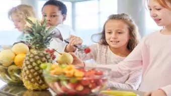 Gesunde Ernährung kann bei ADHS helfen