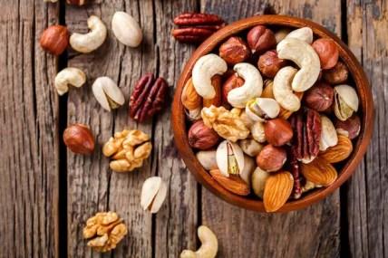 Snacks können die Konzentration beim Lernen aufrecht erhalten