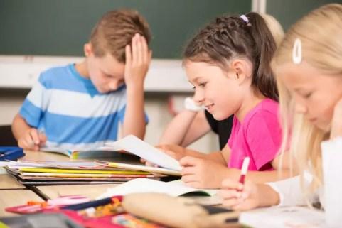 Kinder können sich nur für eine begrenzte Zeit am Stück konzentrieren