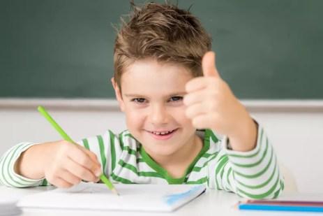 Es gibt viele Einflussfaktoren auf die Konzentration von Kindern