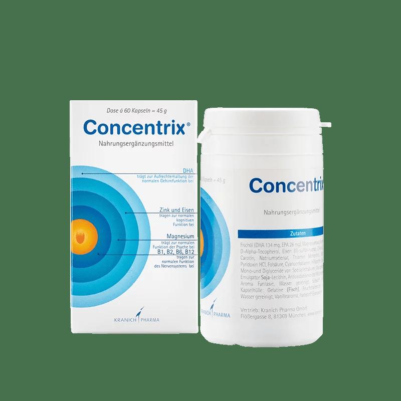 Concentrix Probierpackung
