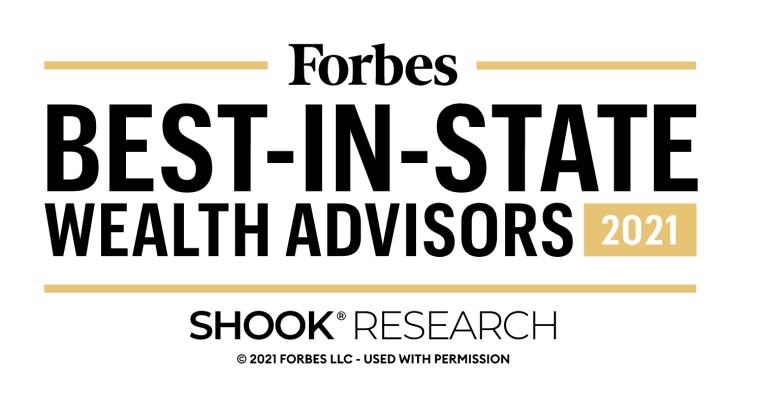 Erik Strid named a Forbes Best-In-State Wealth Advisor