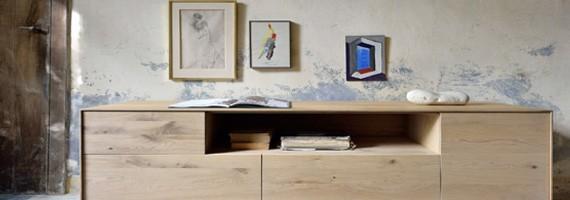 meuble tv design pour animer une reunion