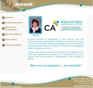 Isabelle Mc Nicoll CPA