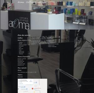 Aroma – Coiffure & Esthétique