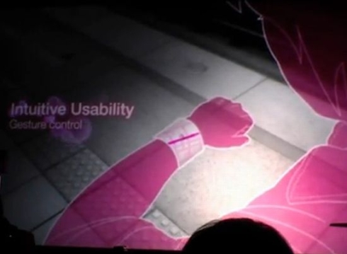 ASUS Waveface Ultra is the Bracelet Watchphone That Rocked CES 2010