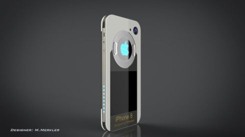 iPhone 8 Concept Looks Like Iron Mans Smartphone