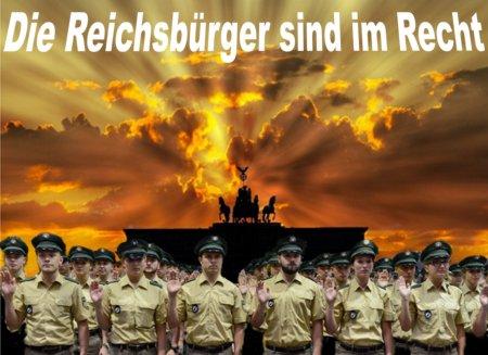 Reichsbürger sind im Recht