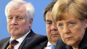Triumvirat gegen die Deutschen