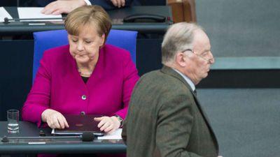 Gauland antwortet Merkel