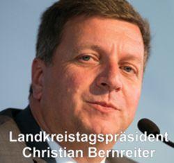 Landkreistagspräsident Bernreiter