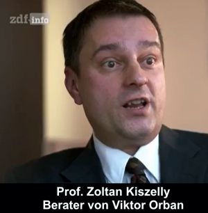 Professor Zoltan Kiszelly