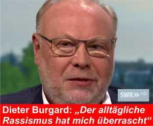 Burgard Antisemitismus nicht zu stoppen