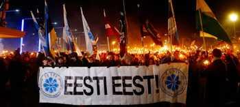 EKRE gg EU-Unrechtssystem und Negerbesiedlung