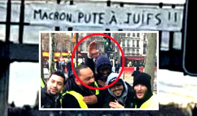 Judenhure Macron
