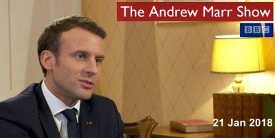 Macron: Franzosen würden austreten