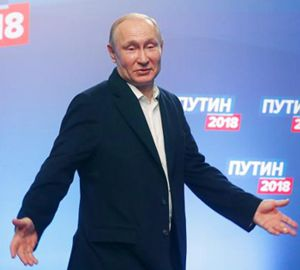 Putins Sieg über die Dekadenz