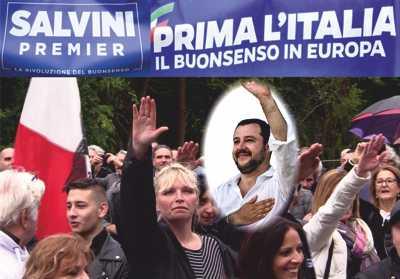 Salvini Erlöser Europas