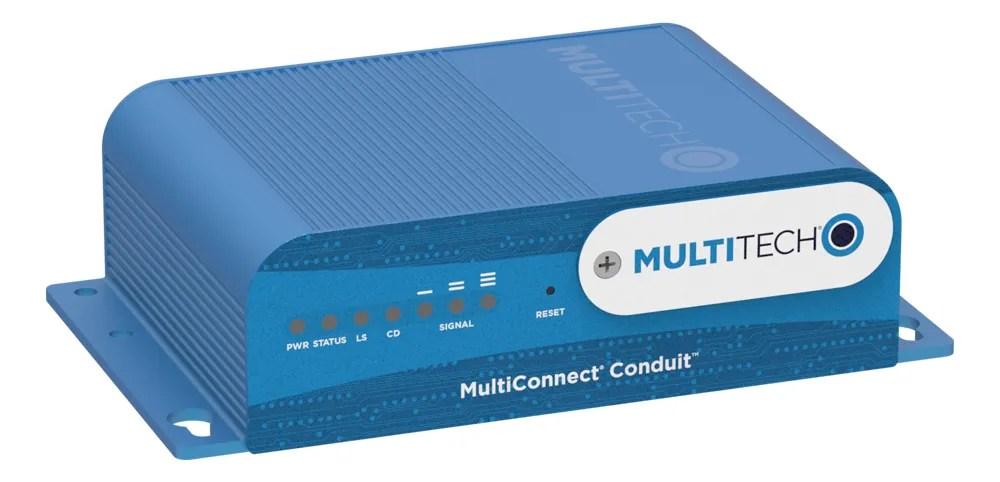 Mulitech Industry Gateway