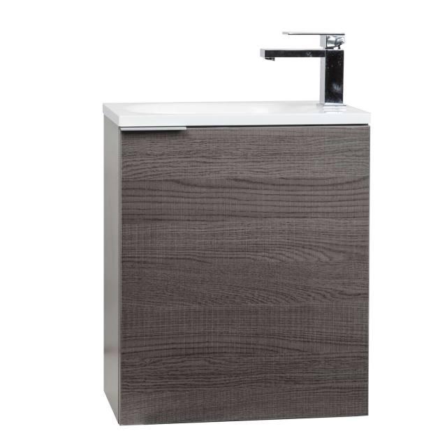 Wall Mounted Bathroom Cabinet 40 In Wallmount Bathroom Vanity Set