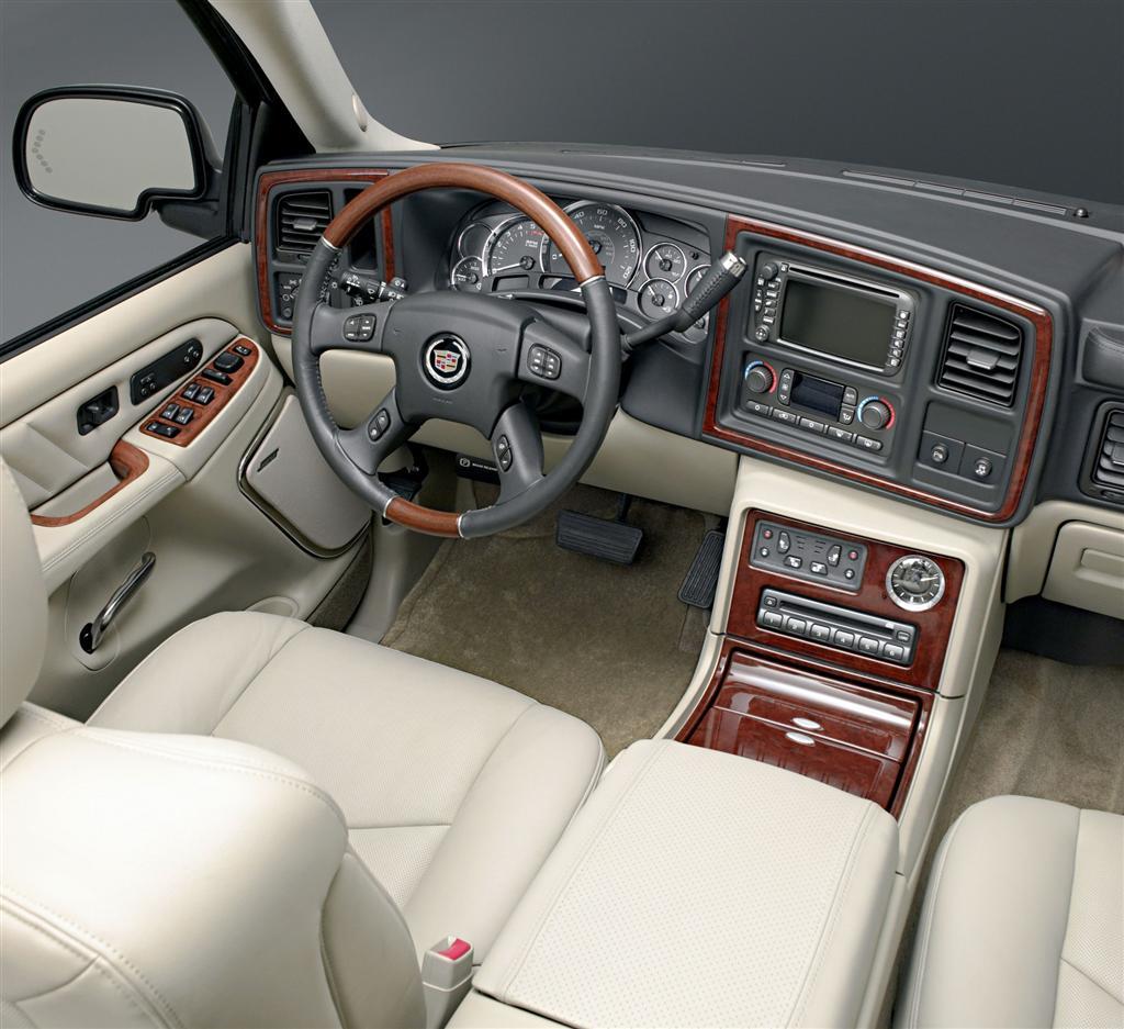 2007 Cadillac Xlr Interior: Cadillac Escalade Esv Interior Parts
