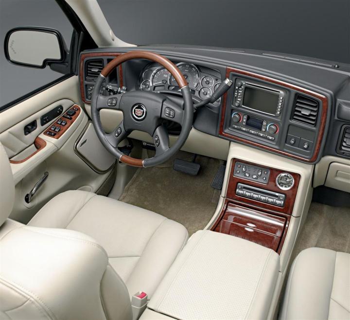 2006 escalade interior trim for Cadillac escalade custom interior