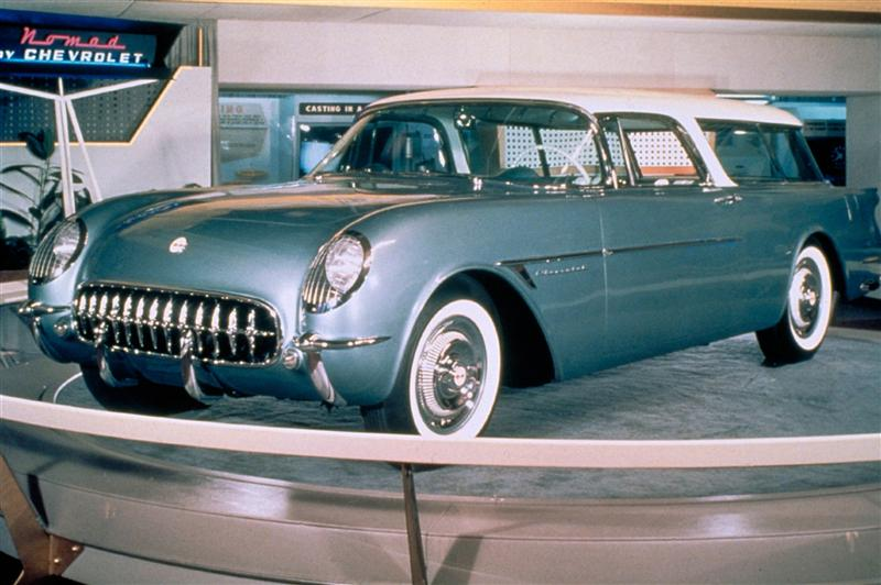 1954 Chevrolet Nomad Concept History  Pictures  Value  Auction Sales     Chevrolet Nomad Concept pictures and wallpaper
